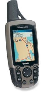 hand held GPS