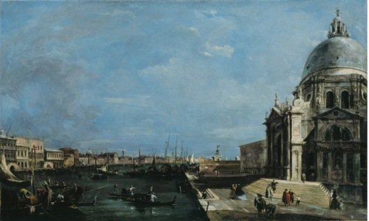 Painting of Grand Canal