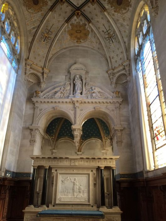 alter of chapel