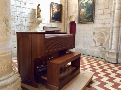 Benedictine organ